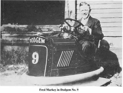 Fred Markey in Dodgem No. 9